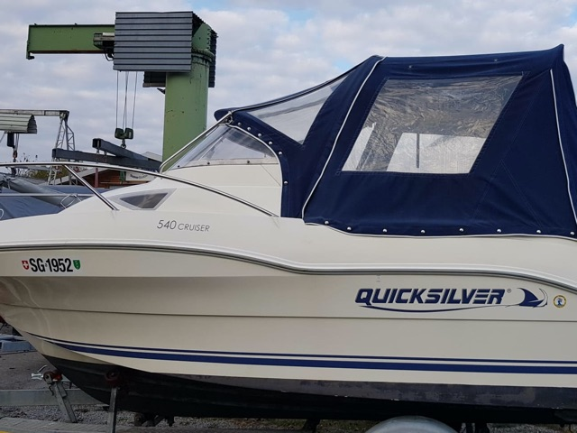 Quicksilver 540